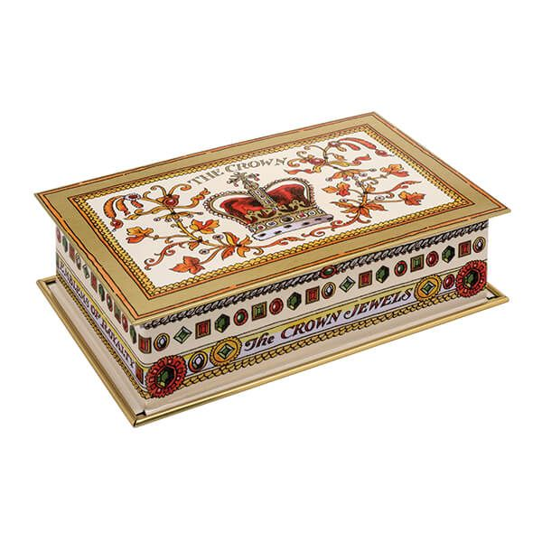 Emma Bridgewater Royal Celebration Vintage Hinged Rectangular Storage Tin