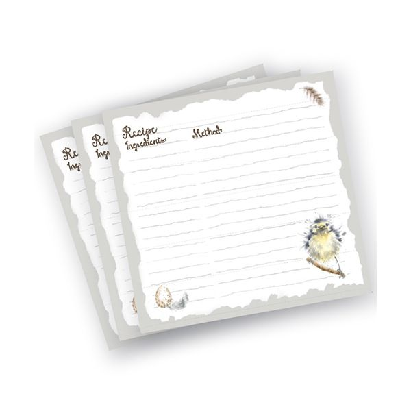 Wrendale Designs Recipe Card Refills