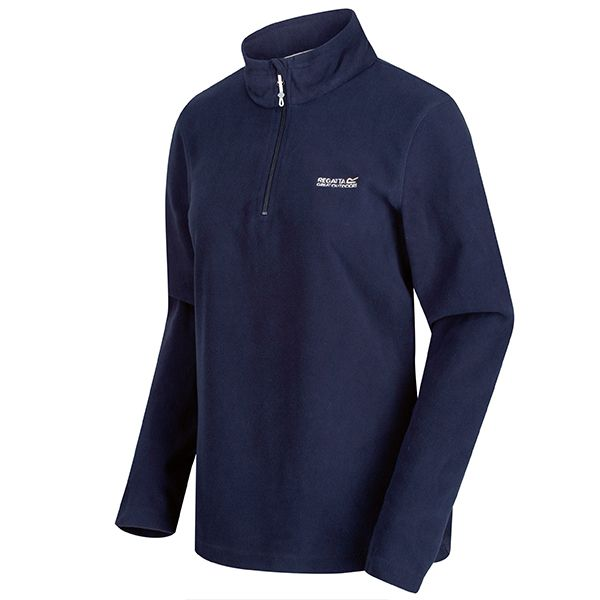 Regatta Navy Sweethart Lightweight Half-Zip Fleece