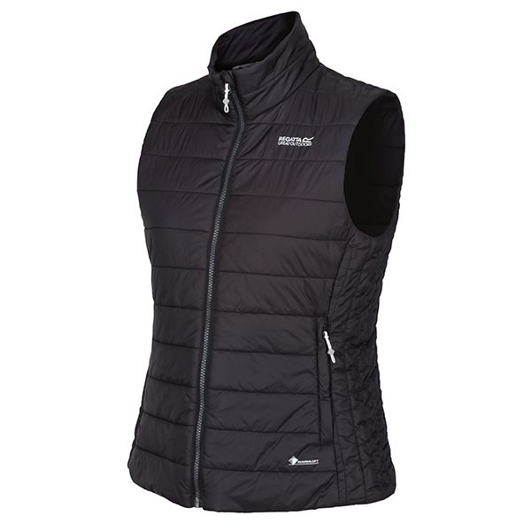 Regatta Black Freezeway II Insulated Quilted Walking Bodywarmer