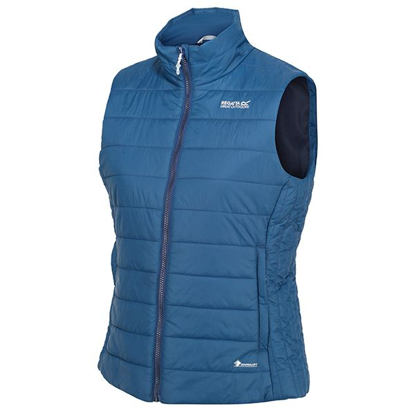 Regatta Blue Opal Freezeway II Insulated Quilted Walking Bodywarmer
