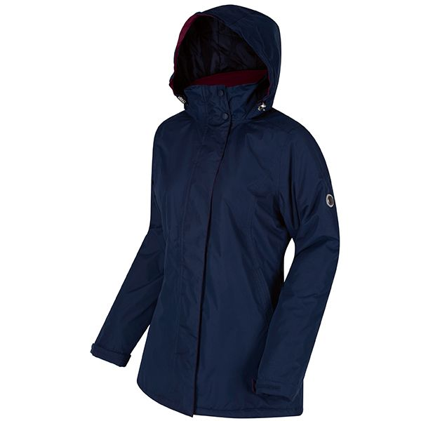 Regatta Navy Blanchet II Waterproof Insulated Jacket