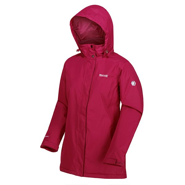 Regatta Purple Potion Blanchet II Waterproof Insulated Jacket