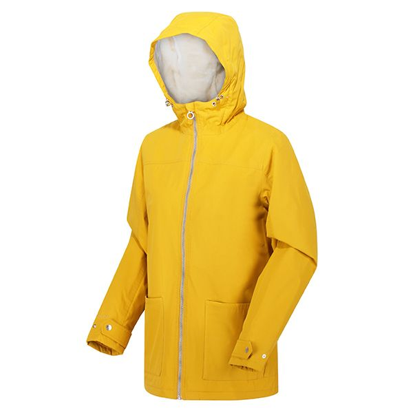 Regatta Mustard Seed Bergonia II Waterproof Insulated Hooded Jacket