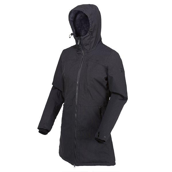 Regatta Ash Voltera II Waterproof Insulated Hooded Heated Walking Parka Jacket