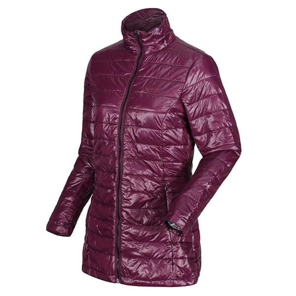 Regatta Prune Denbury 3 In 1 Waterproof Hooded Walking Jacket