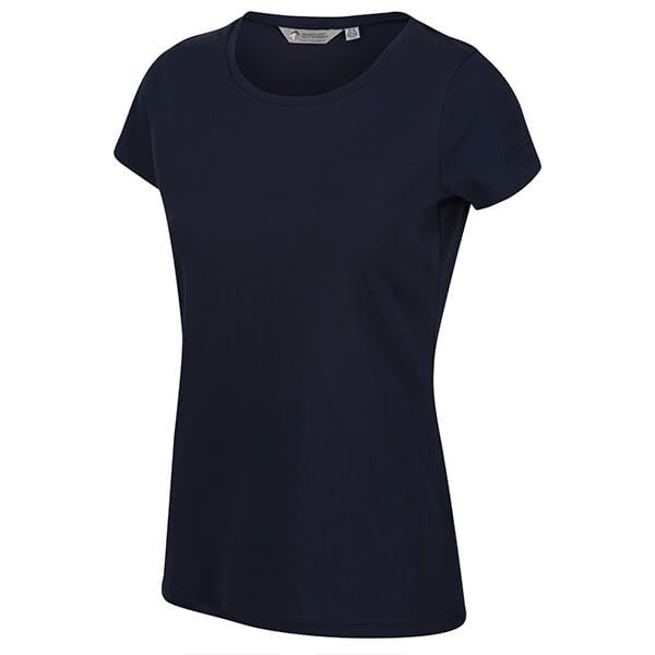 Regatta Women's Carlie Coolweave T-Shirt Navy