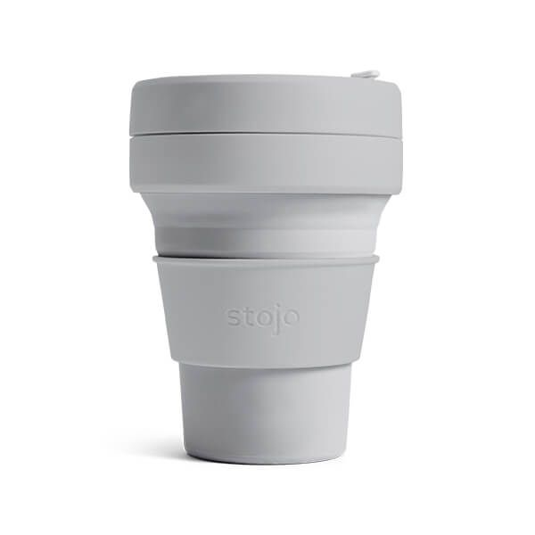 Stojo Brooklyn Cashmere Collapsible Mini Cup 8oz/235ml