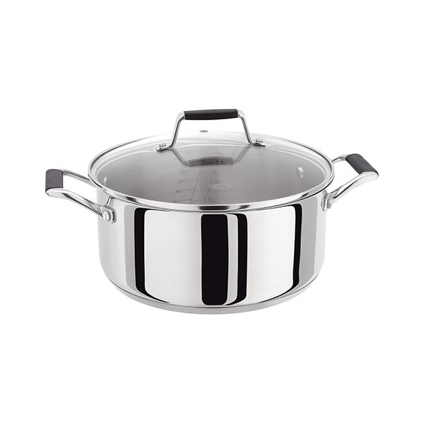 Stellar 5000 Induction 24cm Casserole