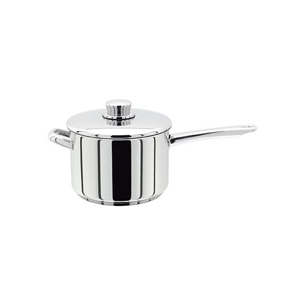 Stellar 8000 16cm Saucepan with Helper Handle