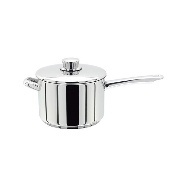 Stellar 8000 20cm Saucepan with Helper Handle