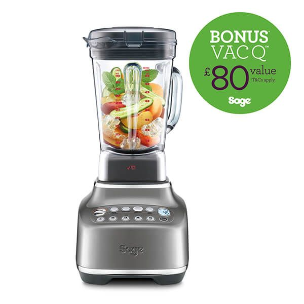Sage The Q Blender with FREE Gift