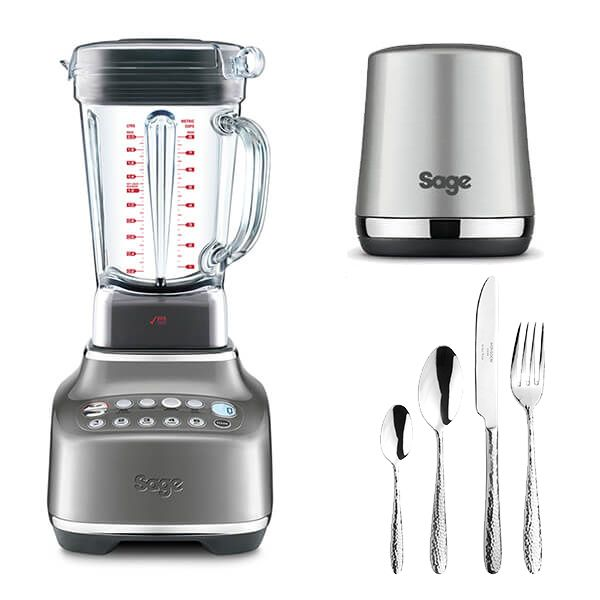 Sage The Q Blender With Free Gifts