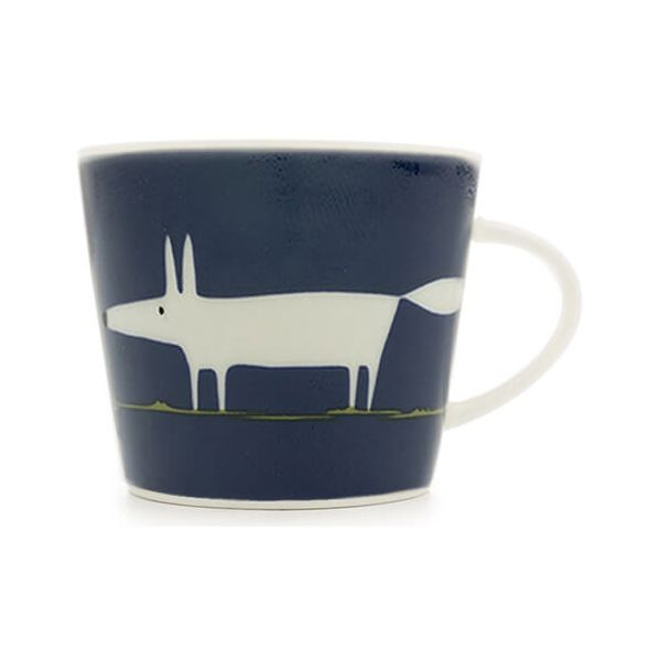 Scion Living Mr Fox Indigo 350ml Mug