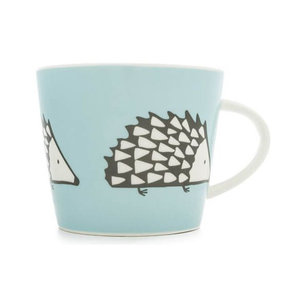 Scion Living Spike Blue 350ml Mug