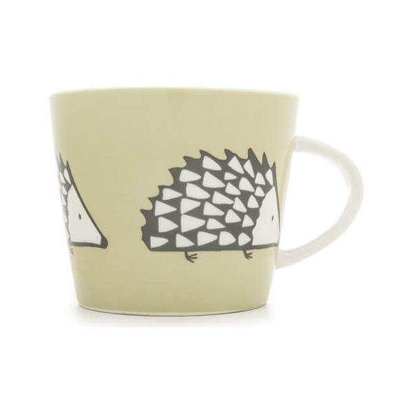 Scion Living Spike Neutral 350ml Mug