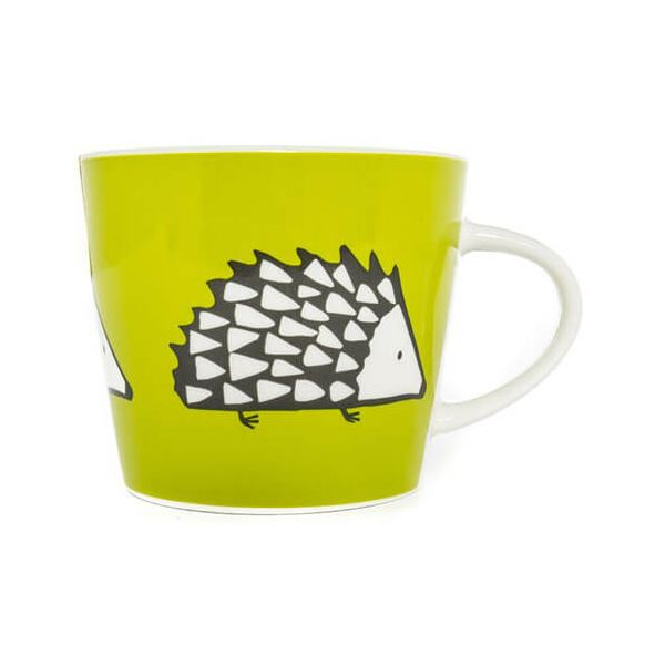 Scion Living Spike Green 350ml Mug