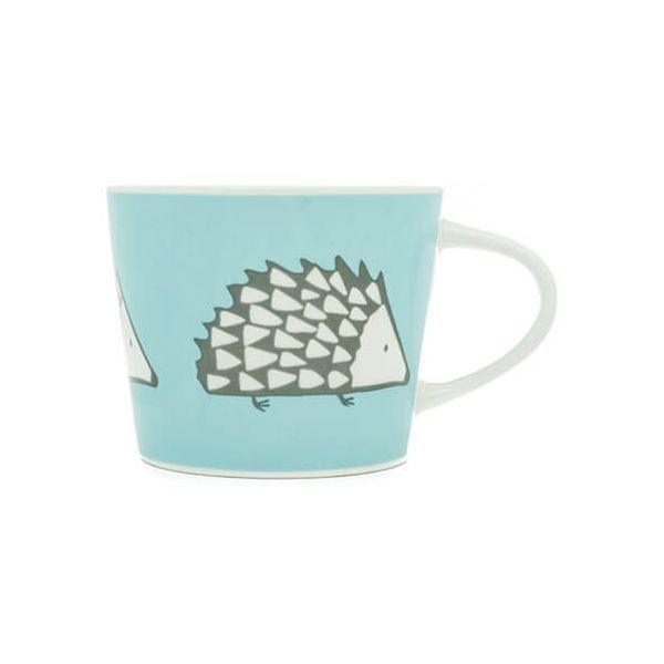 Scion Living Spike Blue 250ml Mini Mug