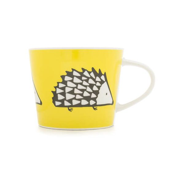 Scion Living Spike Yellow 250ml Mini Mug