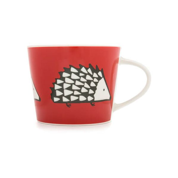 Scion Living Spike Red 250ml Mini Mug