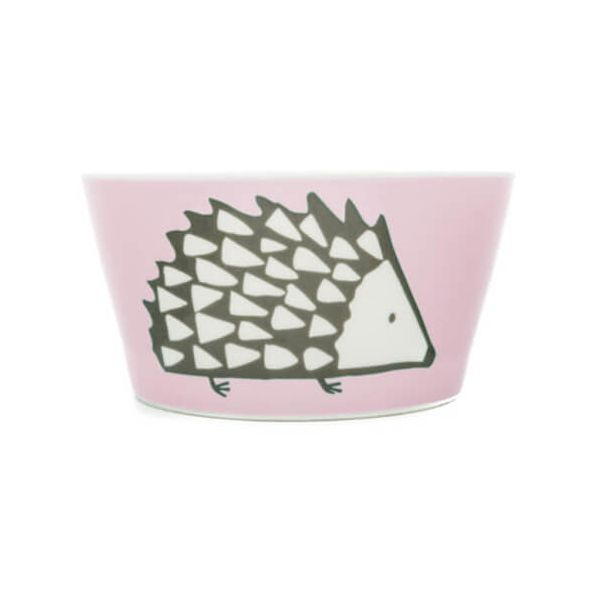 Scion Living Spike Pink Bowl