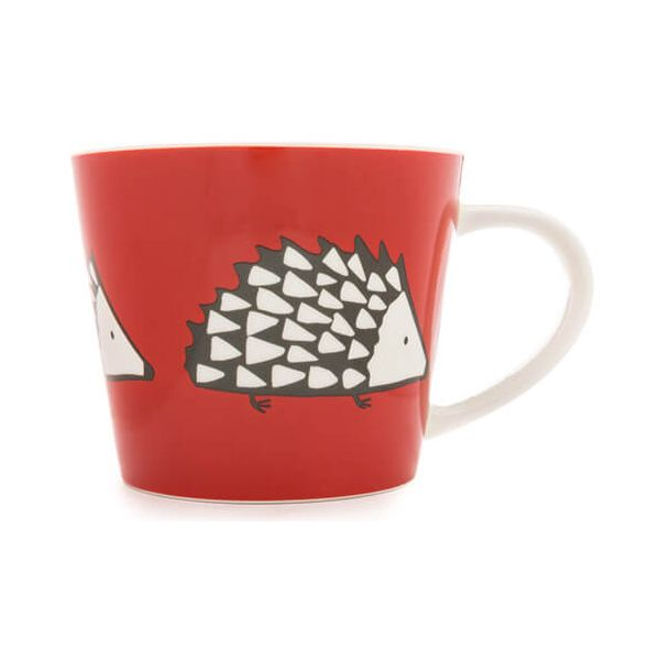 Scion Living Spike Red 525ml Large Mug