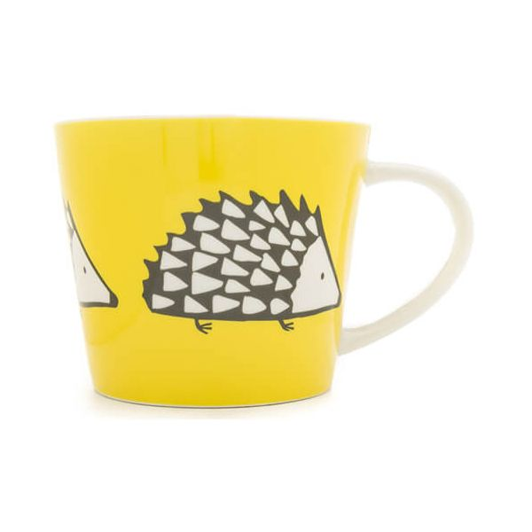 Scion Living Spike Yellow 525ml Large Mug