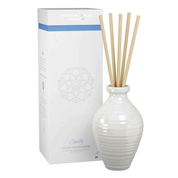 Sophie Conran by Wax Lyrical Reed Diffuser 200ml 'Clarity' Fragrance