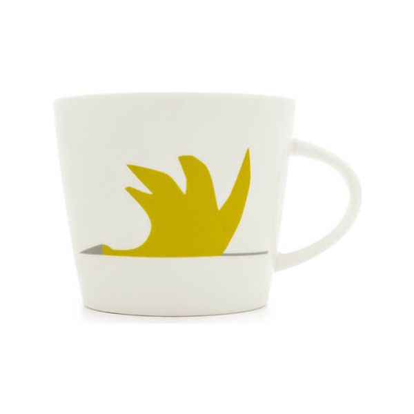 Scion Living Colin Crane Dandelion & Ceramic 350ml Mug
