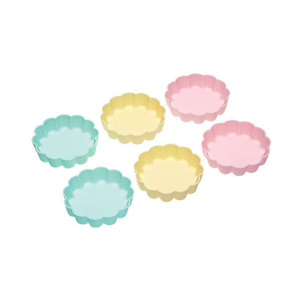 Sweetly Does It Silicone 8cm Mini Tart Cases