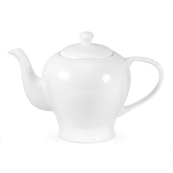 Royal Worcester Serendipity White Teapot