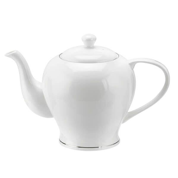 Royal Worcester Serendipity Platinum Teapot