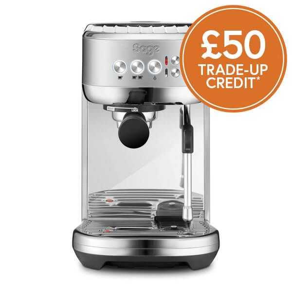 Sage The Bambino Plus with £50 Trade-Up Credit