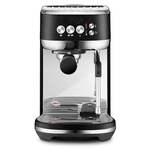 Sage The Bambino Plus Black Truffle Coffee Machine