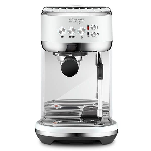 Sage The Bambino Plus Sea Salt Coffee Machine