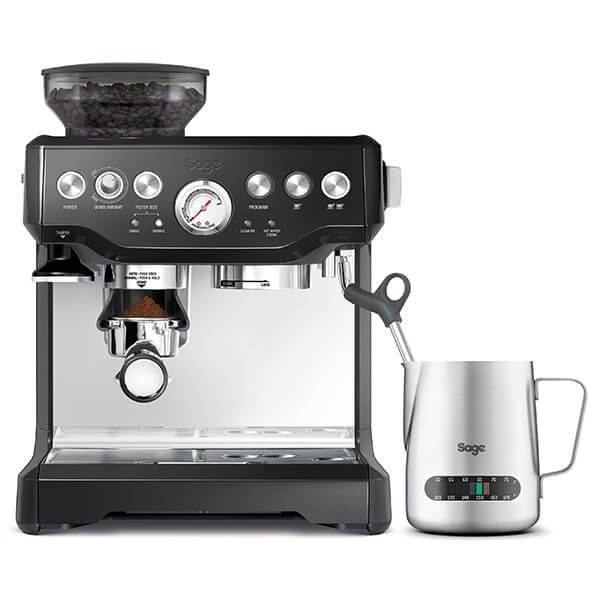 Sage The Barista Express Black Coffee Machine