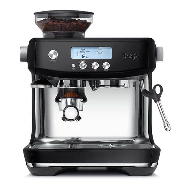 Sage The Barista Pro Black Truffle Coffee Machine