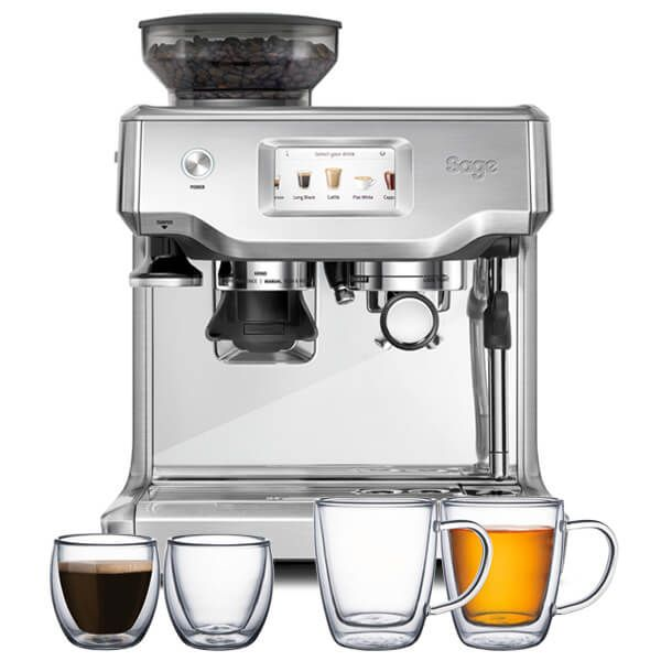 Sage The Barista Touch Coffee Machine with FREE Gifts