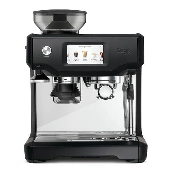 Sage The Barista Touch Black Truffle Coffee Machine