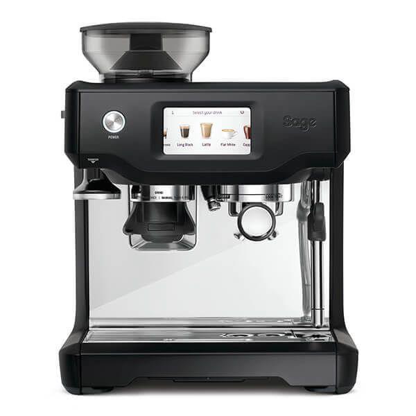 Sage The Barista Touch Black Truffle Coffee Machine