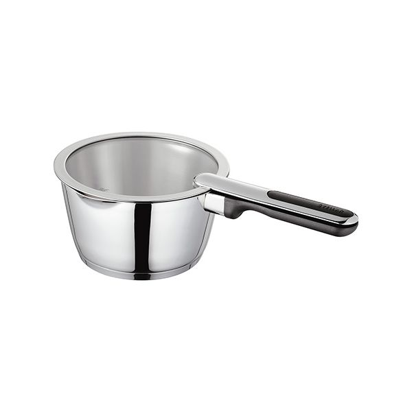 Stellar Tate 18cm Saucepan With Glass Draining Lid