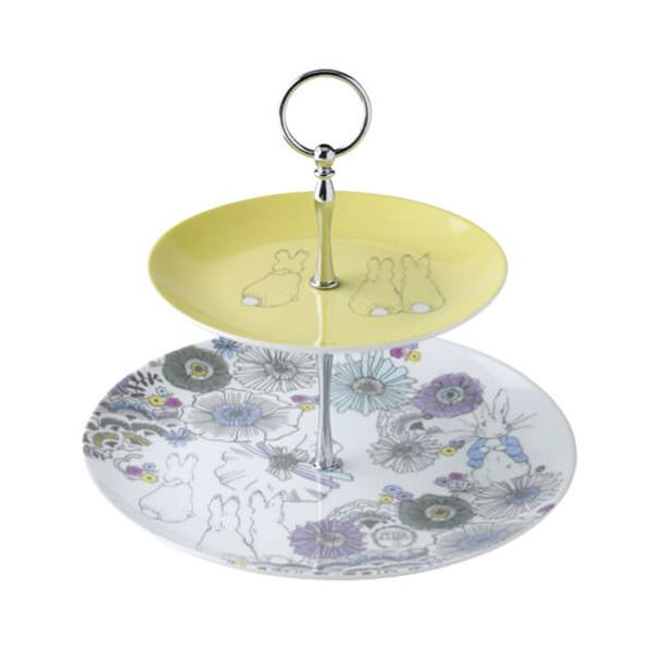 Peter Rabbit Contemporary Cake Stand