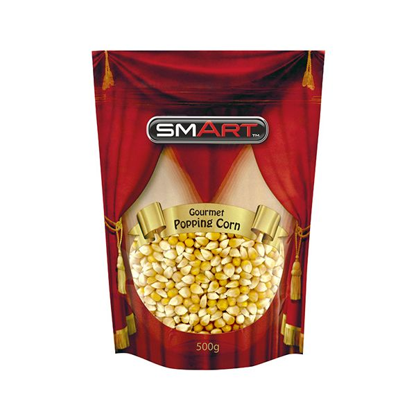 Smart Gourmet Popping Corn 500 gram