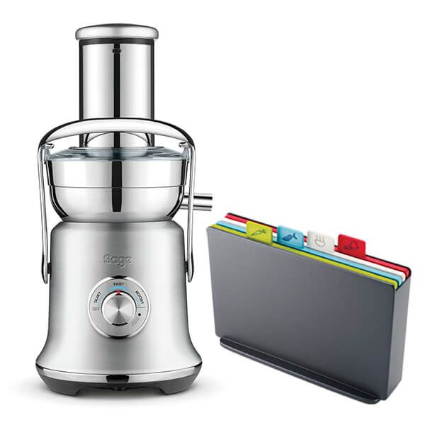 Sage The Nutri Juicer Cold Xl With Free Gift