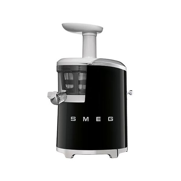 Smeg Retro Style Slow Juicer, Black