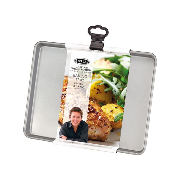 James Martin Bakers Dozen Bakeware Baking Tray