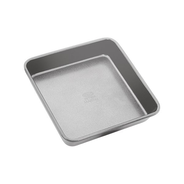 "James Martin Bakers Dozen Bakeware 9"" Square Cake Tin"
