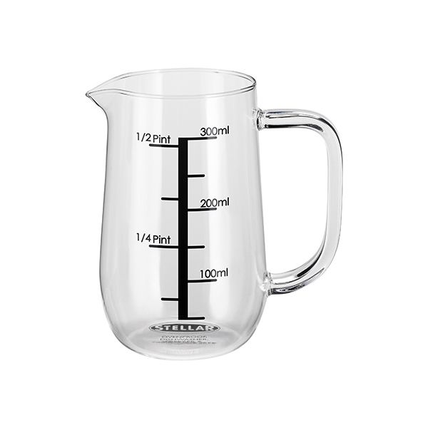 Stellar Glass 300ml Measuring Jug