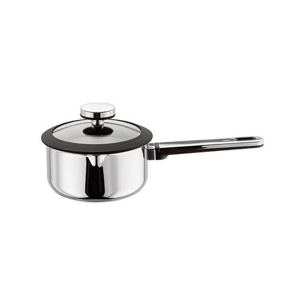 Stellar Stay Cool 16cm Draining Saucepan 1.1L
