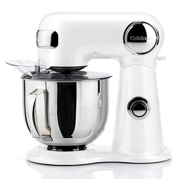 Cuisinart White Precision Stand Mixer
